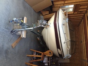 115 HP 1975 Reinell Outboard Motor Boat for Sale